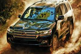 The iconic Toyota Land Cruiser was extensively restyled and updated just last year, getting new exterior styling on the front end and the tail, along with an interior makeover and the addition of new high-tech safety features.
