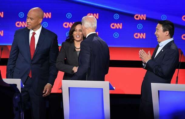 Democratic debate takeaways: Health care at center of campaign, and so is Biden
