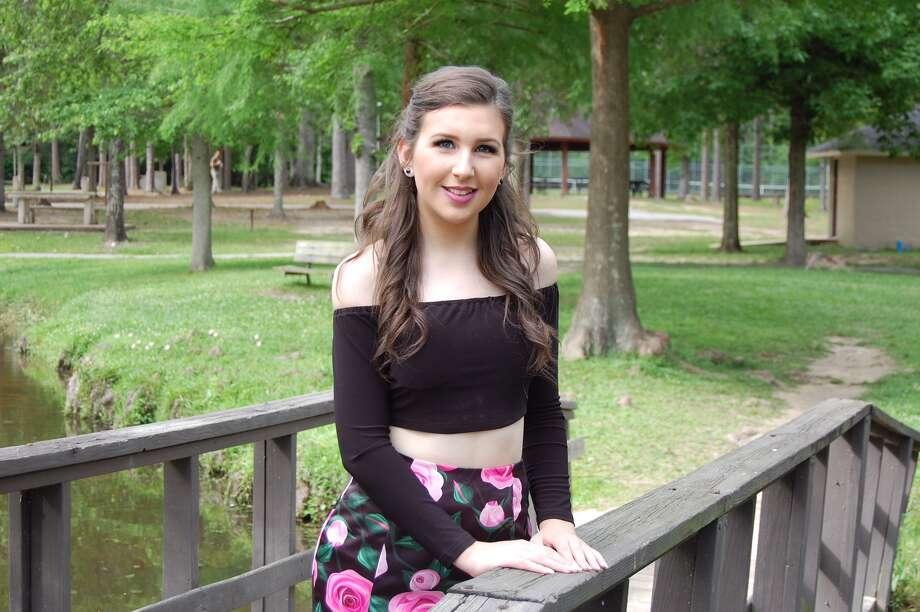 Kirbyville High School Salutatorian Madison Reich Photo: KISD