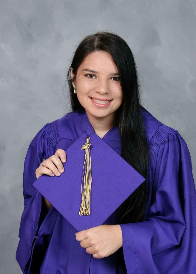 Sabine Pass High School ValedictorianBaylee Battise Photo: SPISD