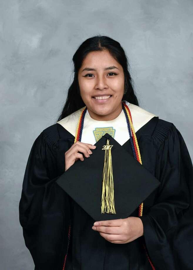 Woodville High School Salutatorian Jocelin Santiago Photo: WISD