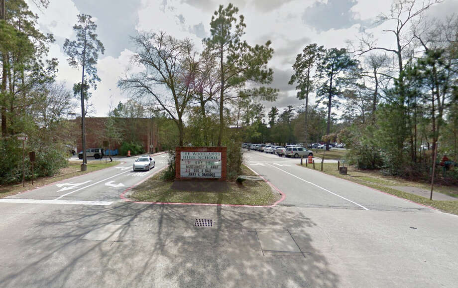 The Woodlands High School Photo: Google