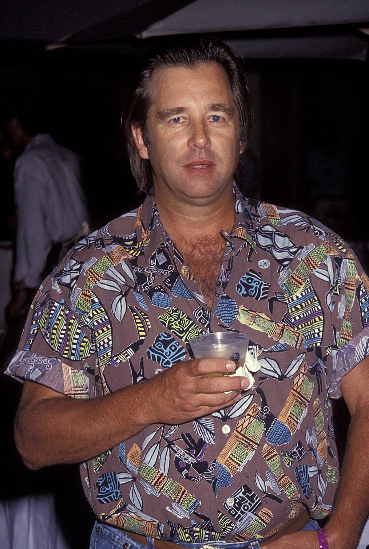 Beau Bridges (Then) Seen here in 1993, Bridges starred as Jerry Gabrewski, the father of Brandis' character.