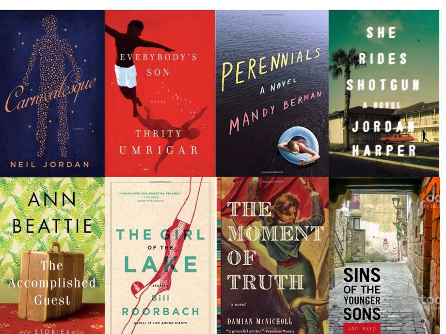 Here are 10 new books we're looking forward to this month.  Photo: Courtesy