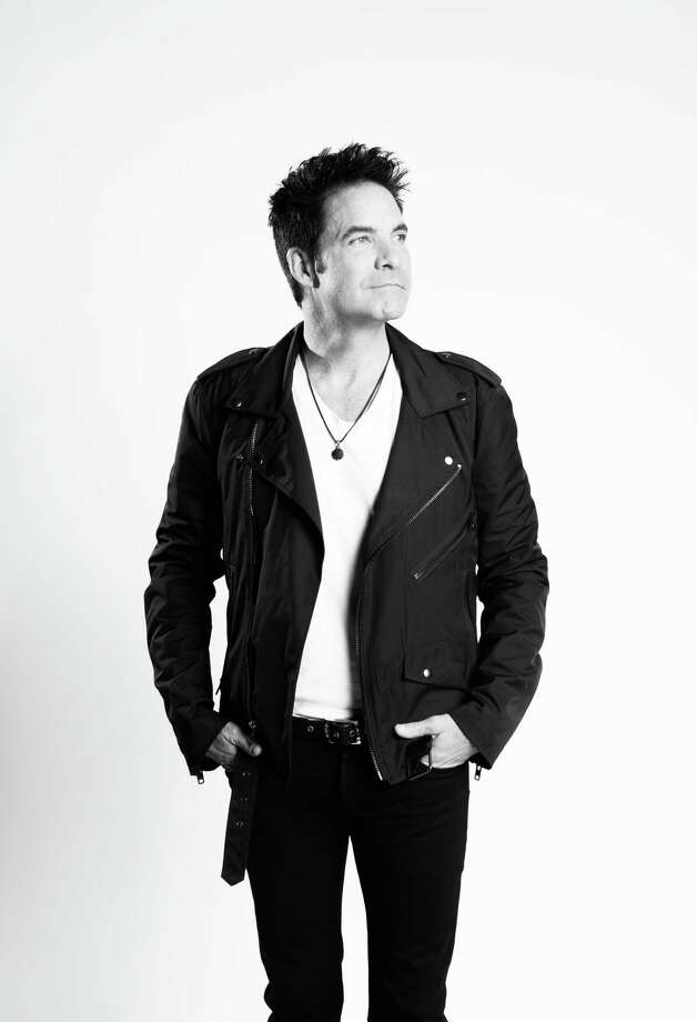 Train plays Mohegan Sun Arena on Tuesday, June 13. Patrick Monahan is the band's frontman. Photo: Brendan Walter / Contributed Photo