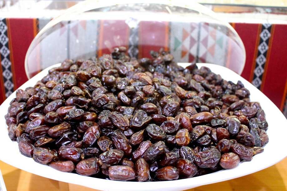 Omani dates have been one of the country's biggest exports for hundreds of years. Photo: Jenna Scatena, Special To The Chronicle