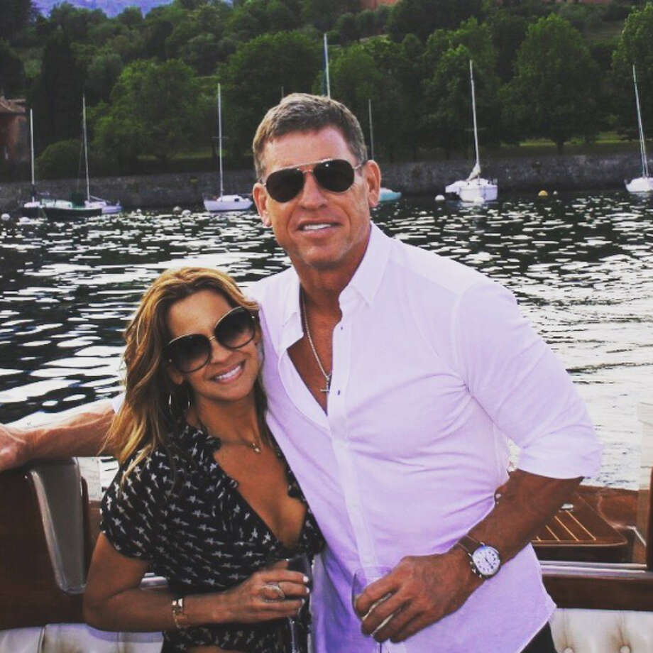 PHOTOS: A look at Troy Aikman's fiancee Capa MootyTroy Aikman got engaged to Capa Mooty on June 2, 2017.Browse through the photos for more on Troy Aikman's fiancee Capa Mooty. Photo: Instagram