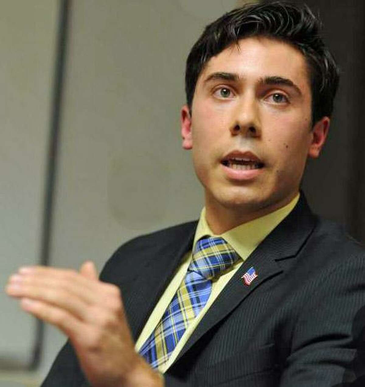 State Rep. David Arconti