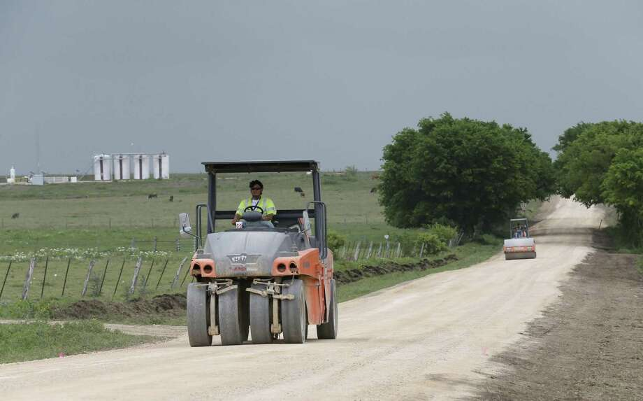 Rural areas in Texas are at distinct economic disadvantage as the state transitions from rural to urban. But there are solutions. Photo: Jerry Lara /San Antonio Express-News / © 2017 San Antonio Express-News