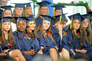 King School's Class of 2017 Commencement Exercises at the school in Stamford, Conn., on Friday June 2, 2017.