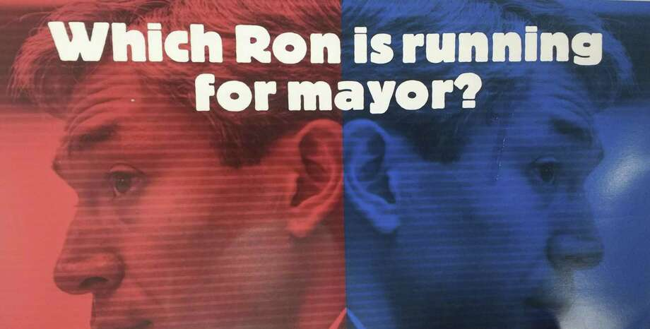 A direct-mail piece hit mailboxes this week that maligns mayoral candidate Ron Nirenberg. His campaign manager is accusing Ivy Taylor's consultants of trickery and dirty tricks. The Taylor campaign is incensed by the accusations. Photo: Courtesy
