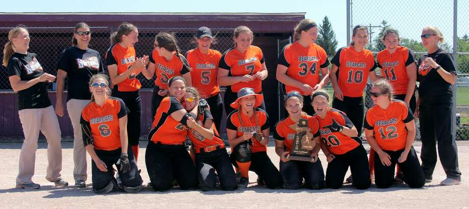 Division 4 Baseball/Softball Districts 2017 Photo: Seth Stapleton/Huron Daily Tribune