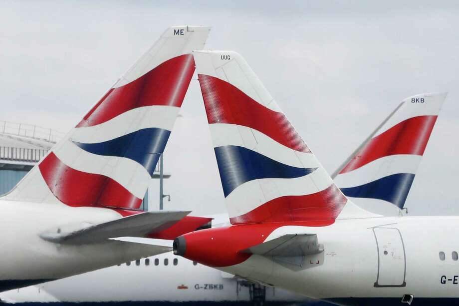 A passenger on a British Airways flight says he was forced to sit for 11 hours in a seat that had been urinated on. Photo: Luke MacGregor / © 2017 Bloomberg Finance LP