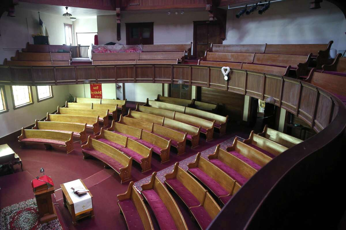 The Ingleside Presbyterian Church and Community Center has one of the most vibrant black congregations in San Francisco.