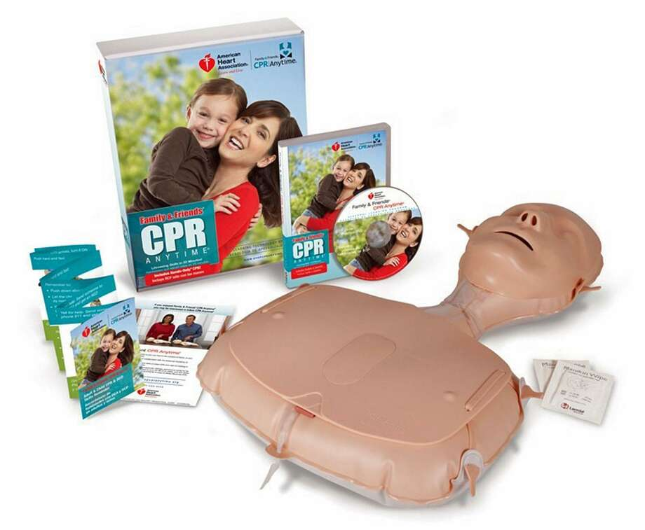 The city of Bridgeport will host free CPR classes on Tuesday, June 6 at the Margaret E. Morton Government Center from 12 p.m. to 2 p.m. Photo: Contributed Photo / Contributed Photo / Connecticut Post Contributed