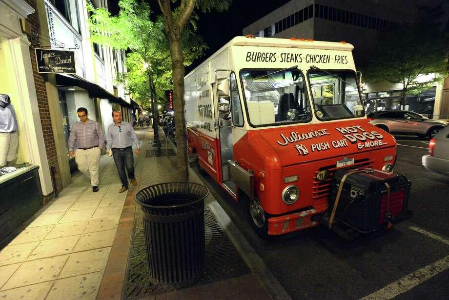 Broad Street Food Trucks