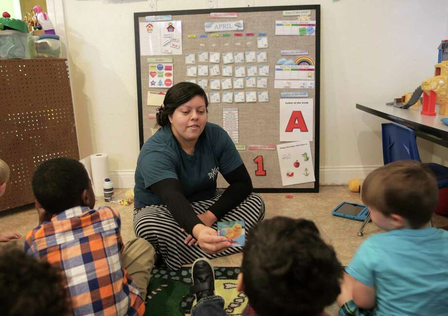 Underfunding public education means more kids in crowded classrooms, more inequity between school districts and ultimately, a less-educated workforce. Legislators under invested in children's futures while leaving more than $10 billion untouched in the state's rainy day fund Photo: Elizabeth Conley, Staff / © 2017 Houston Chronicle