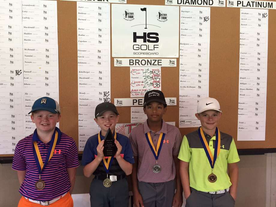 The Beltway Junior Golf Tour, developed by area high school golf coaches like former Cinco Ranch head coach Rick Nordstrom, seeks to grow the sport of golf and prepare junior golfers for the rigors of varsity competition down the line. Photo: Beltway Junior Golf Tour