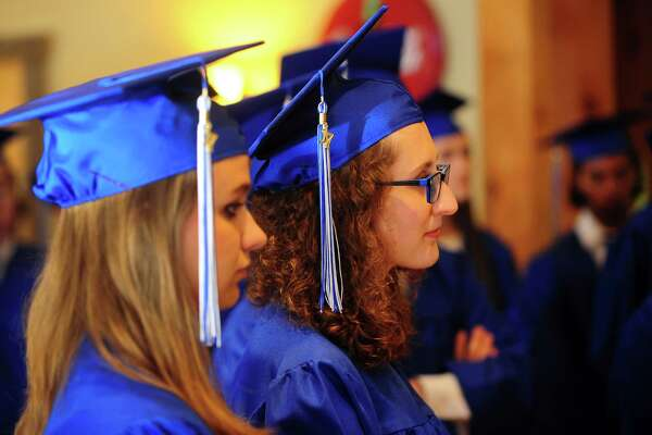 Christian Heritage Academy's 34th annual Commencement Exercises in Trumbull, Conn., on Saturday June 3, 2017.