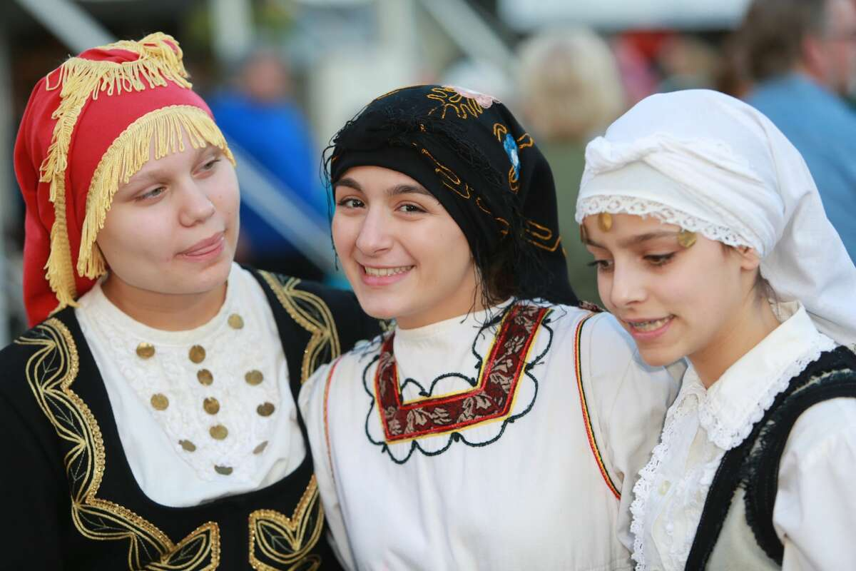 The annual Greek Festival at Holy Trinity Greek Orthodox Church in Bridgeport runs Friday through Sunday. Find out more.