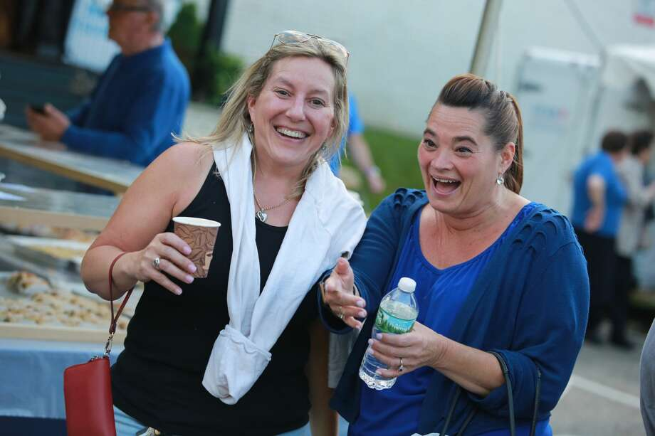 The annual Olympiad Greek Festival and Fair was held at Holy Trinity Greek Orthodox Church in Bridgeport on June 2-4, 2017. Festival goers enjoyed traditional Greek food, rides, raffles and cultural exhibits. Were you SEEN? Photo: Derek T. Sterling/Hearst CT Media