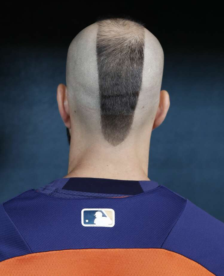 A Cut Above: The Legend Of The Astros' Hair