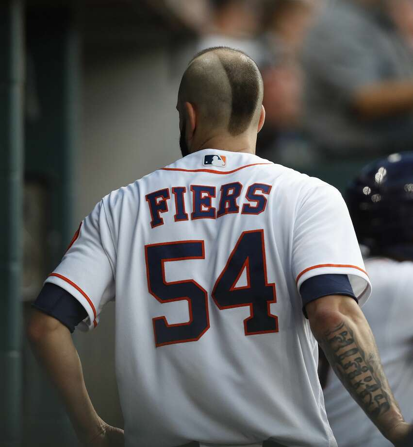 Mike Fiers Astros Trade: A Cut Above: The Legend Of The Astros' Hair