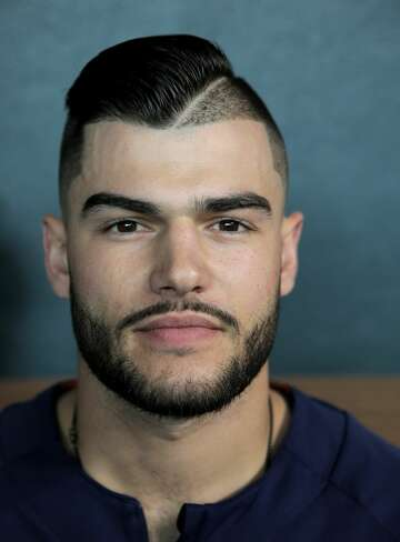 Guess the Astros player by their haircut , HoustonChronicle.com