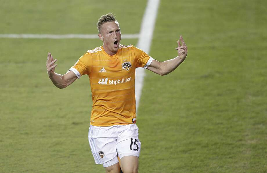 Seattle did not pick up the option on Dylan Remick's contract following the 2016 season, leaving the Dynamo to select him in stage one of the MLS Re-Entry Draft. Photo: Thomas B. Shea/For The Chronicle