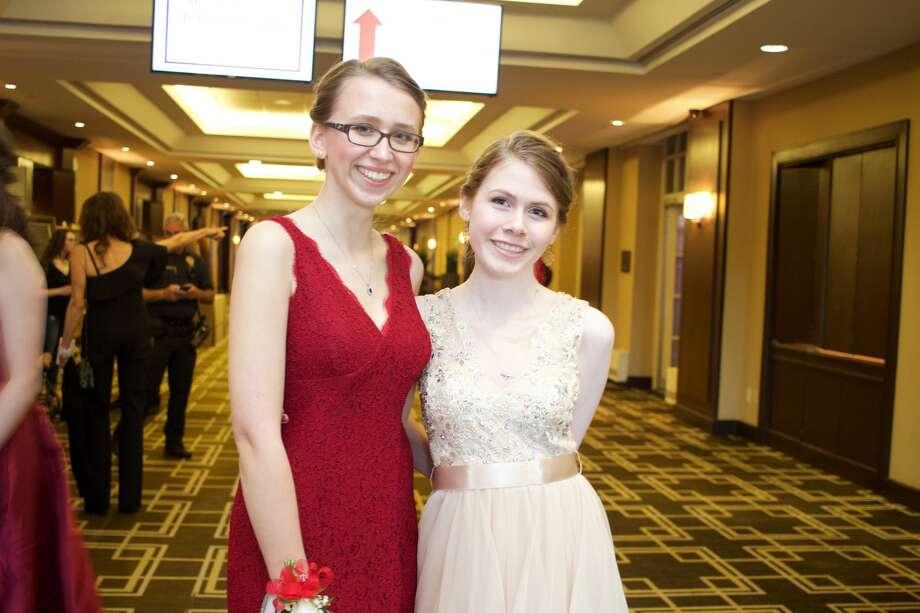 Greenwich High School held its prom at the Hyatt Regency Greenwich on June 3, 2017. The senior class graduatesJune 20. Were you SEEN at the prom? Photo: Zaineb Haroon