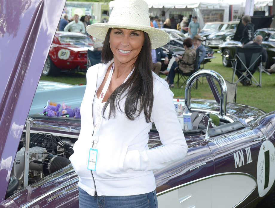 The annual Greenwich Concours d'Elegance car show was held on June 3 and 4, 2017 at Roger Sherman Baldwin Park in Greenwich. Saturday was the Concours Americana featuring American cars and motorcycles and Sunday featured imported vehicles. Were you SEEN? Photo: J.C. Martin
