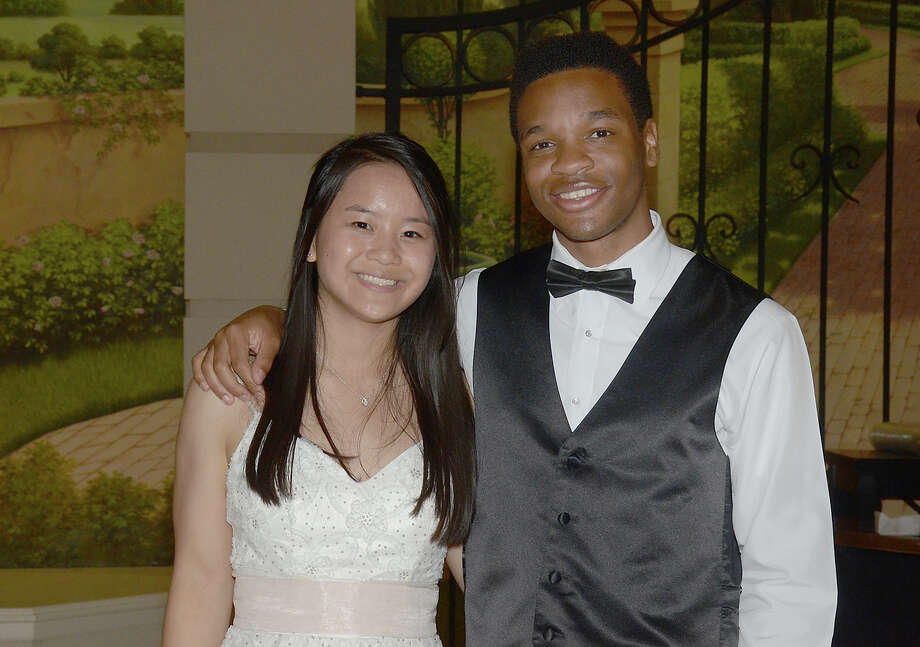 Westport's Staples High School held its prom at the Stamford Marriott on June 3, 2017. The senior class graduates on June 22. Were you SEEN at prom? Photo: J.C. Martin