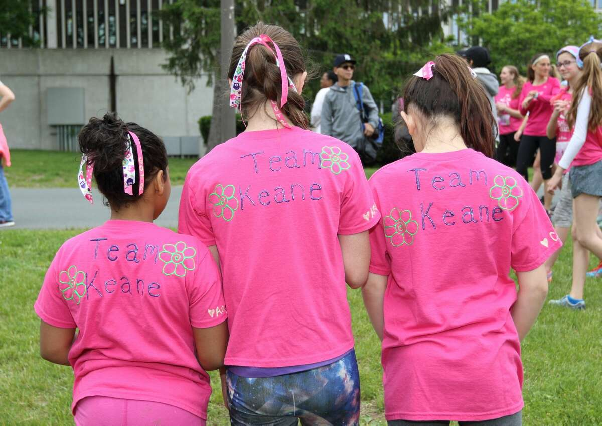 Were you Seen at the Girls on the Run 5K at the University at Albany in Albany on Sunday, June 4, 2017?