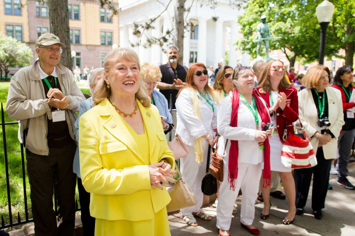 Were you Seen at Russell Sage College 2017 Reunion Weekend in downtown Troy on Saturday, June 3, 2017?