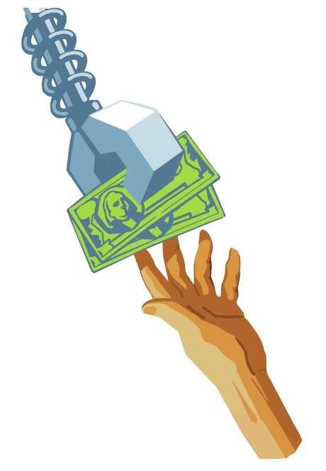300 dpi Jeff Durham illustration relating to automation. (Bay Area News Group/MCT) Photo: Durham / 2014 MCT