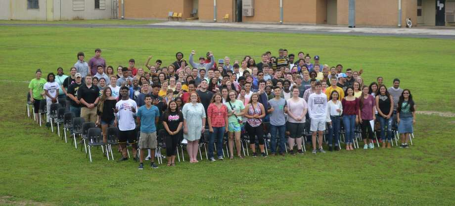 Liberty High School Graduating Class of 2017 Photo: Submitted