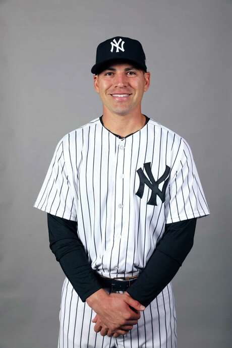 TAMPA, FL - FEBRUARY 21:  Jacoby Ellsbury # of the New York Yankees poses during Photo Day on Tuesday, February 21, 2017 at George M. Steinbrenner Field in Tampa, Florida.  (Photo by Robbie Rogers/MLB Photos via Getty Images) *** Local Caption *** Jacoby Ellsbury Photo: Robbie Rogers, Stringer / 2017 Major League Baseball Photos