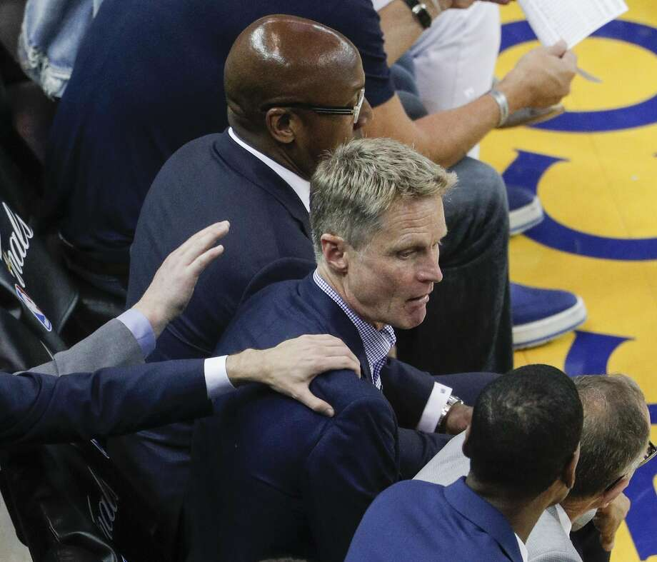 Golden State Warriors Coach: You Can Now Buy A Popovich-Kerr 2020 Presidential Campaign