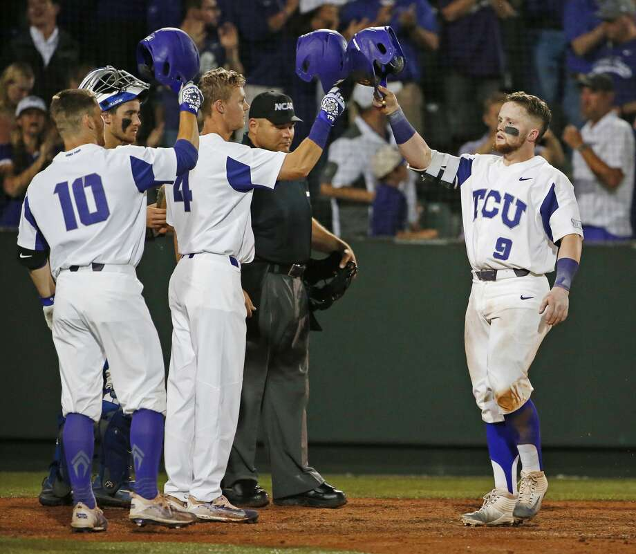 Cal State Fullerton, TCU earn spots in College World Series