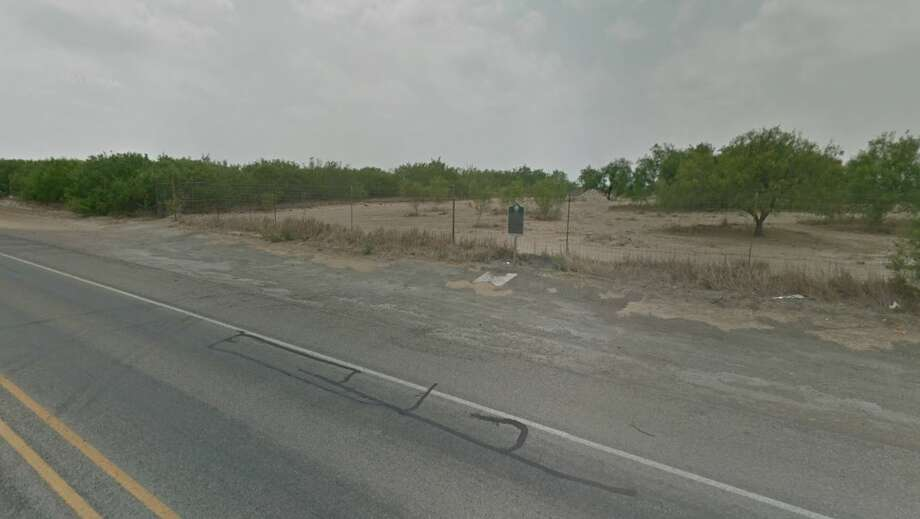 Bustamente, the Texas city where Irvin Garza's body was allegedly dumped, is shown. Photo: Google Maps/Street View