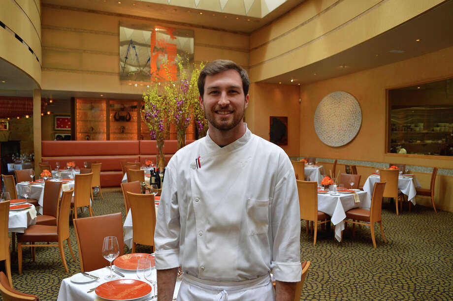 Austin Waiter has been promoted from sous chef at Tony's restaurant to chef de cuisine, replacing outgoing chef de cuisine Kate McLean. Photo: Courtesy Photo