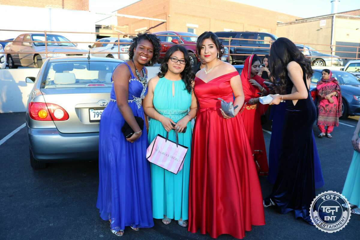 Stamford's Westhill High School held its senior prom at The Loading Dock in Stamford on June 2, 2017. Were you SEEN?