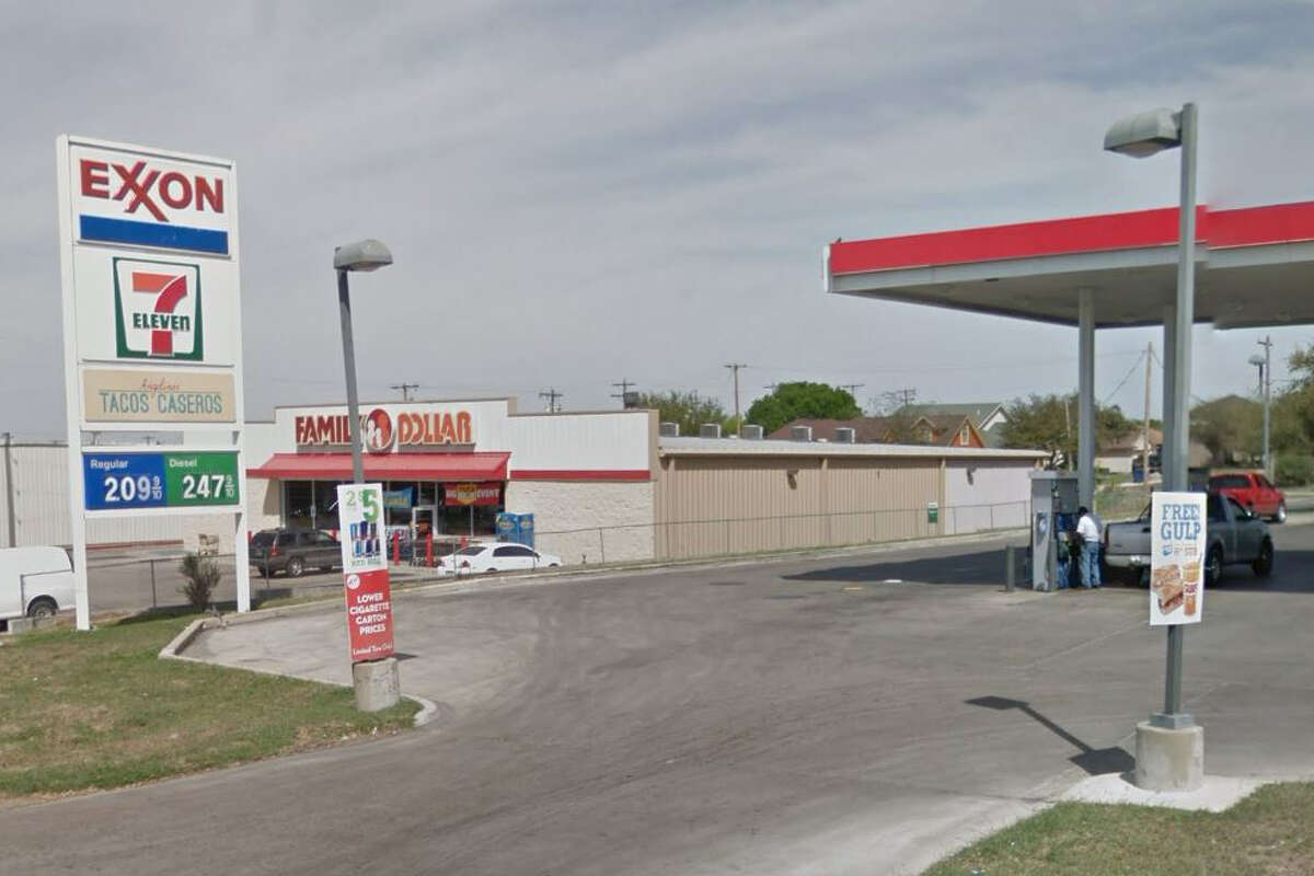 7-Eleven: 9101 McPherson, Laredo, TX 78041 Violation: Selling, serving, dispensing, or delivering alcoholic beverage to a minor Violation date: January 16, 2016 Punishment: 8-day suspension, $2,400 fine
