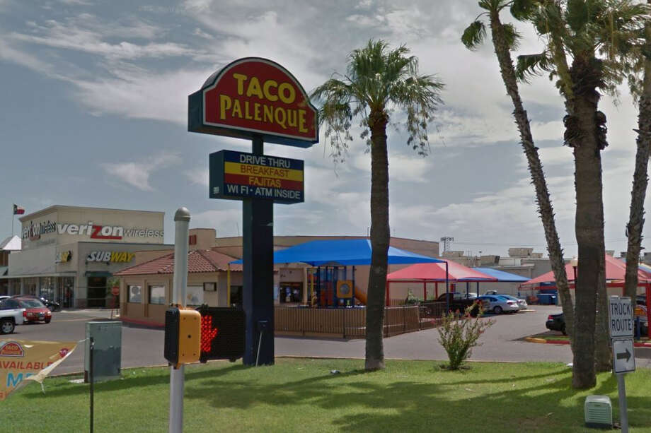 Taco Palenque: 5726 N San Bernardo, Laredo, TX 78041Violation: Selling, serving, dispensing, or delivering alcoholic beverage to a minor Violation date: April 16, 2016Punishment: Restrained Photo: Google Maps/Street View