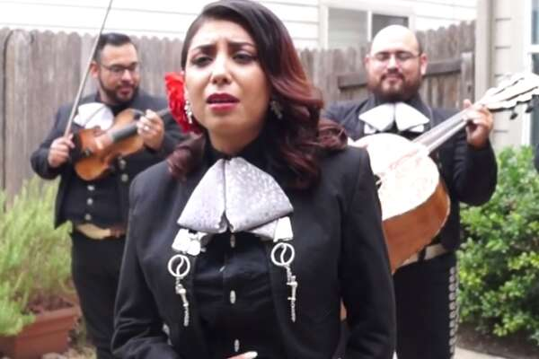 We're hopelessly devoted to San Antonio mariachi 'Grease
