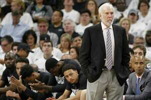 Not surprisingly, all of our panelists agree that Spurs coach Gregg Popovich did a terrific job this season.