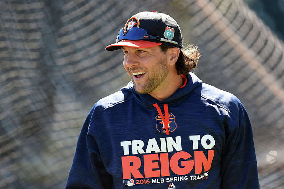 Get to know this incredible defensive outfielder for the Astros.>>Timeline: How Jim Crane and General Manager Jeff Luhnow built the Astros into a team with the best record in baseball. / 2016 Stacy Revere