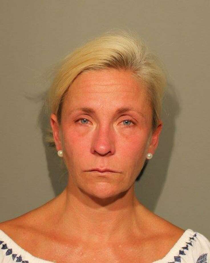 On June 2, 2017, Heather Dial, 46, of New Canaan, CT was charged with forgery and larceny for allegedly stealing and cashing a check in her ex-husband's name. Photo: Contributed Photo / Contributed Photo / New Canaan News contributed
