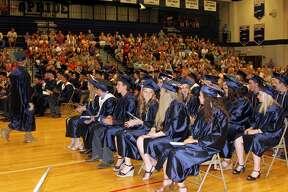 Unionville-Sebewaing Area High School's Class of 2017 graduated Sunday.