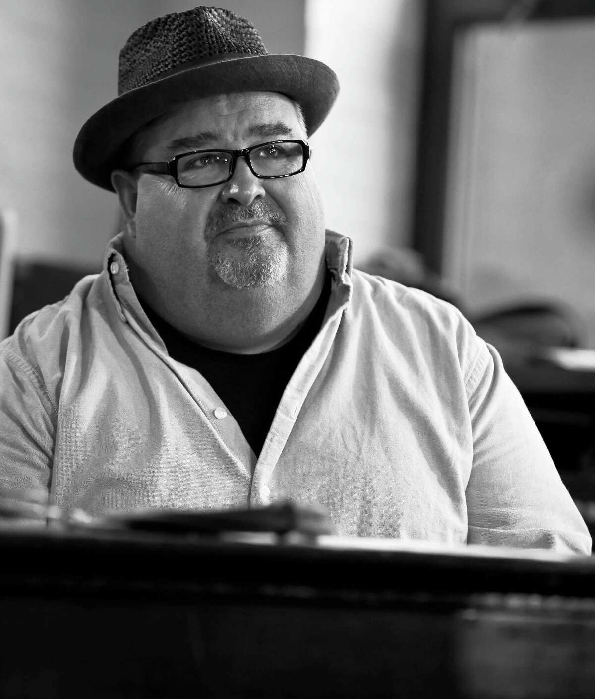 As leader of a beloved New Orleans band, Papa Gros Funk, singer and keyboardist John
